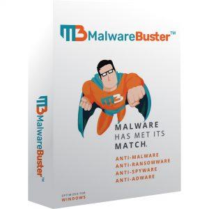 MalwareBuster Box Shot